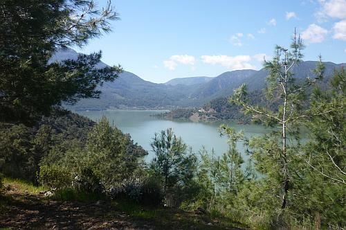 1 - Köyegiz göl