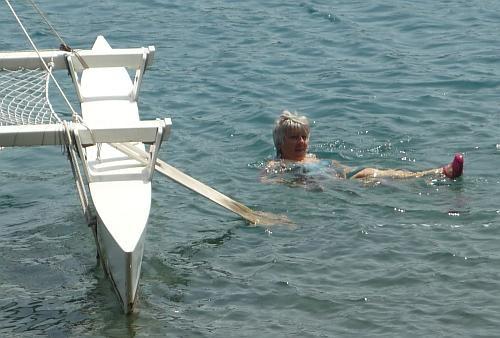 1.schwimmen